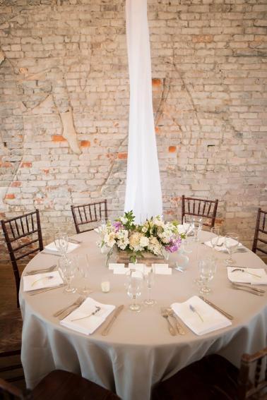 An Eclectic Lavender and Blush Pensacola Wedding via TheELD.com
