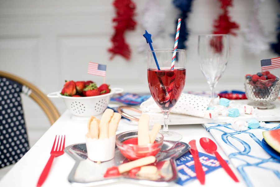4th of July Party Ideas via TheELD.com