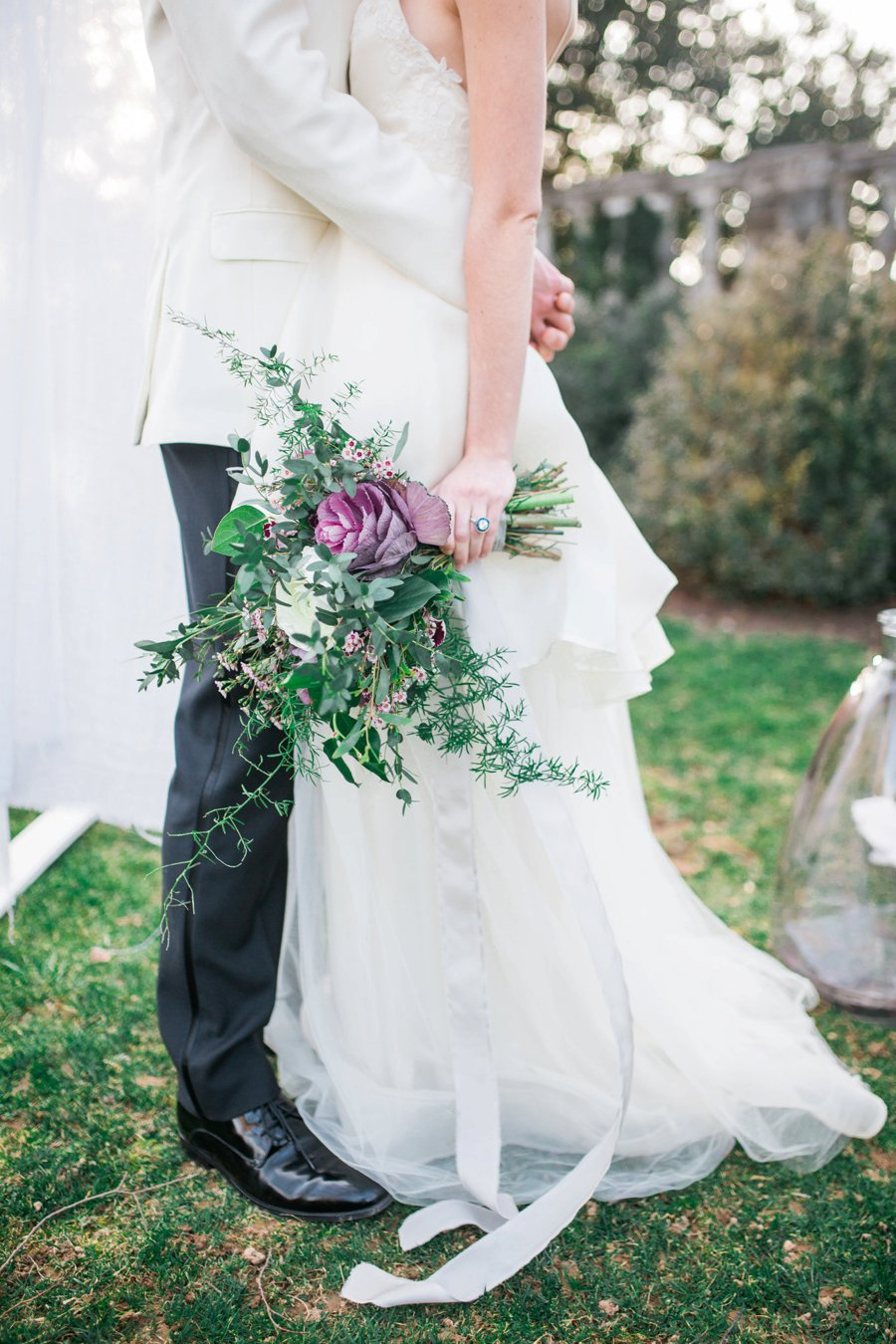 Organic Lavender and Green Tuscan-Inspired Wedding Ideas | Every ...