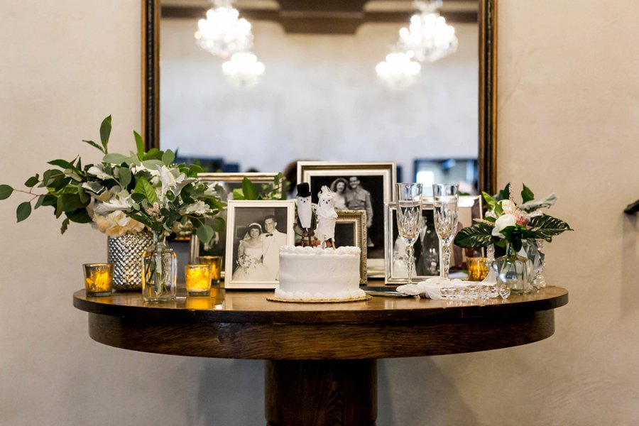 An Elegant Blush & Champagne Texas Destination Wedding via TheELD.com