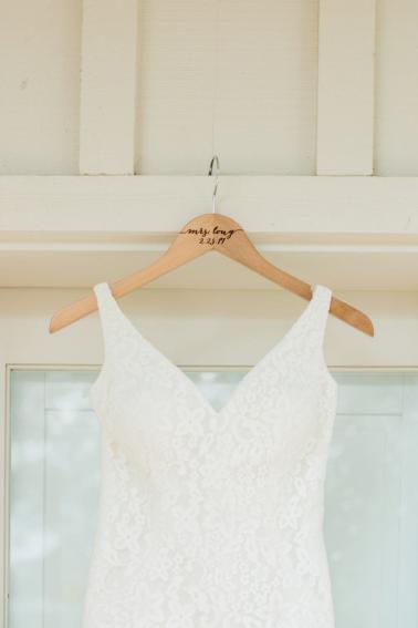 An Understated & Elegant California Wedding via TheELD.com