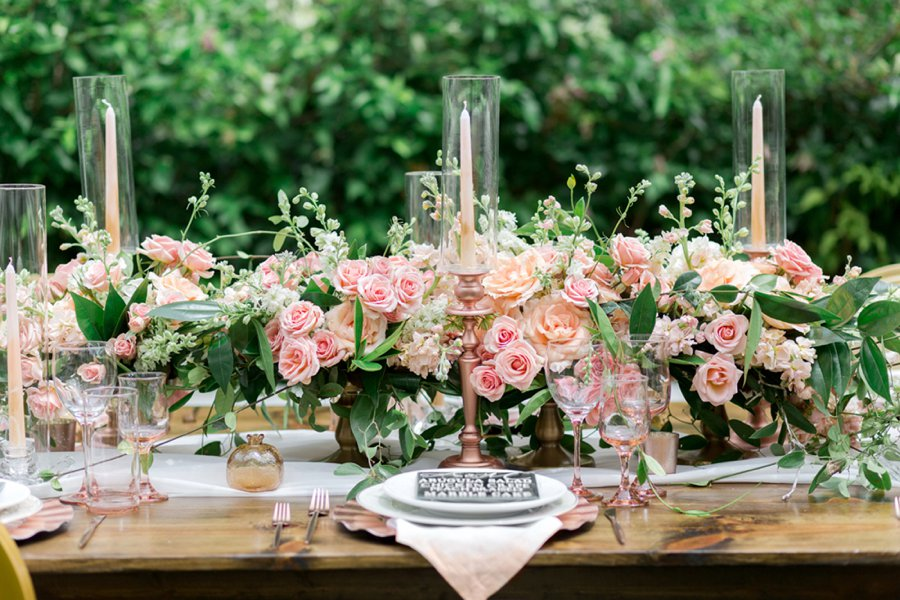 These 15 Gorgeous Coral Weddings Will Make You Fall In Love With Pantones Color of the Year! via TheELD.com