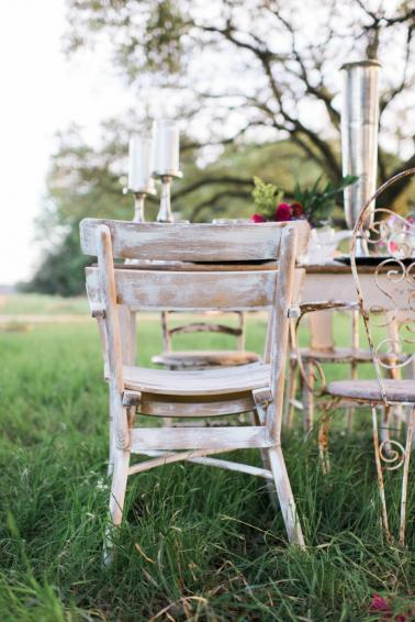 Eclectic & Colorful Bohemian Wedding Ideas via TheELD.com