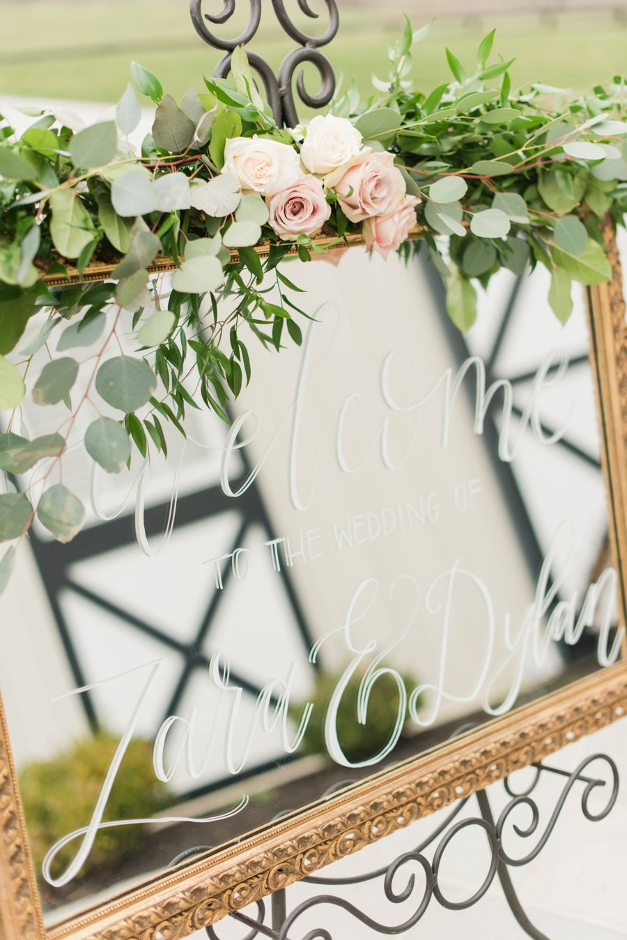 Pink, Blue, & White Rustic Elegant Wedding Ideas | Every Last Detail