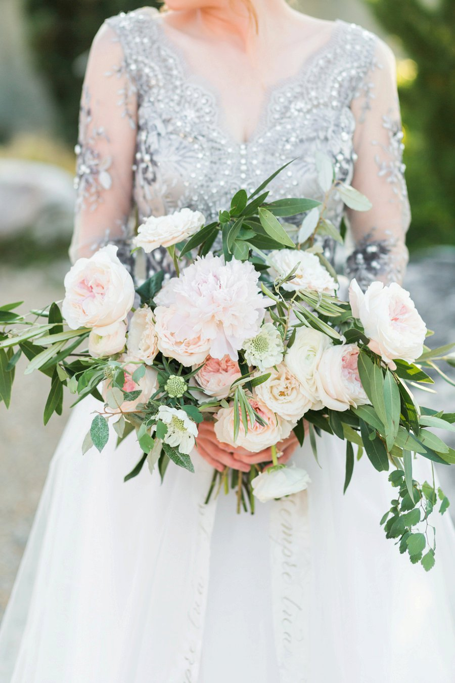 Romantic Grey Italian Inspired Wedding Ideas | Every Last Detail