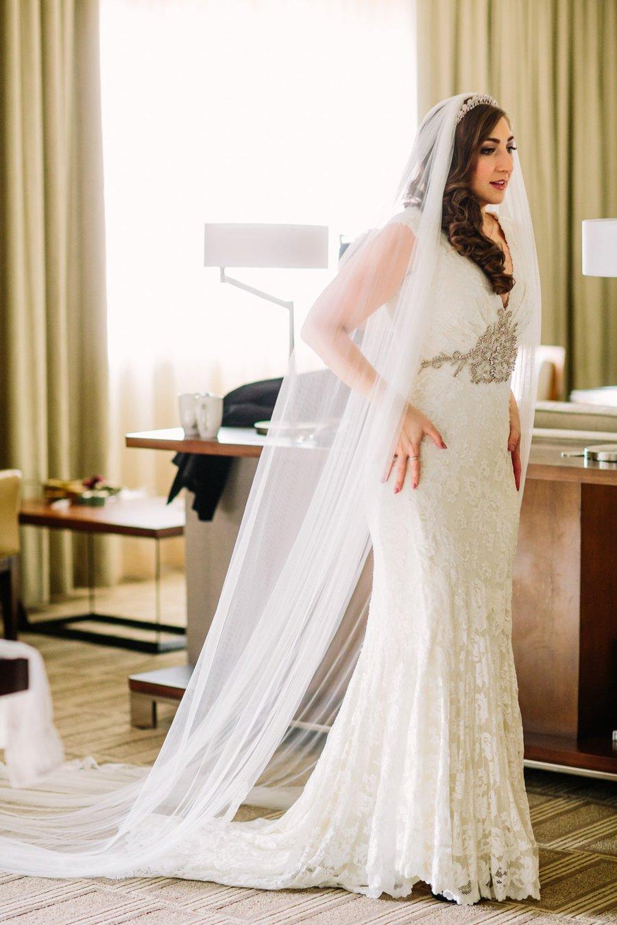 A Boho & Elegant Jewel Toned California Wedding via TheELD.com
