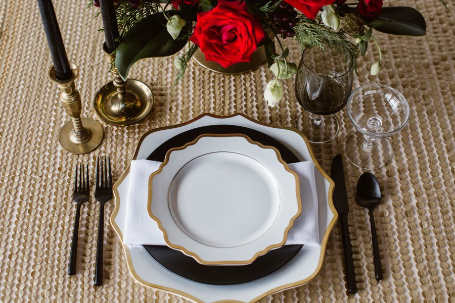The 12 Days of Christmas Tabletops: 12 Drummers Drumming via TheELD.com