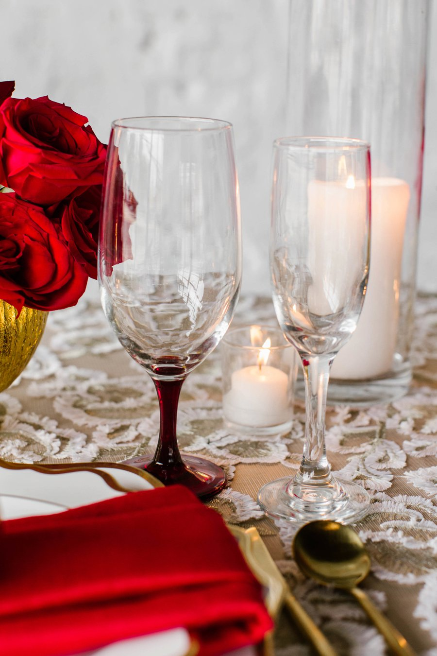 12 Days of Christmas Tabletops: A Partridge in a Pear Tree via TheELD.com