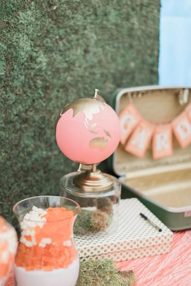 A Whimsical Dr. Seuss Baby Shower via TheELD.com