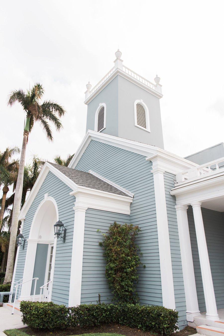 A Tropical & Elegant South Florida Wedding Day via TheELD.com