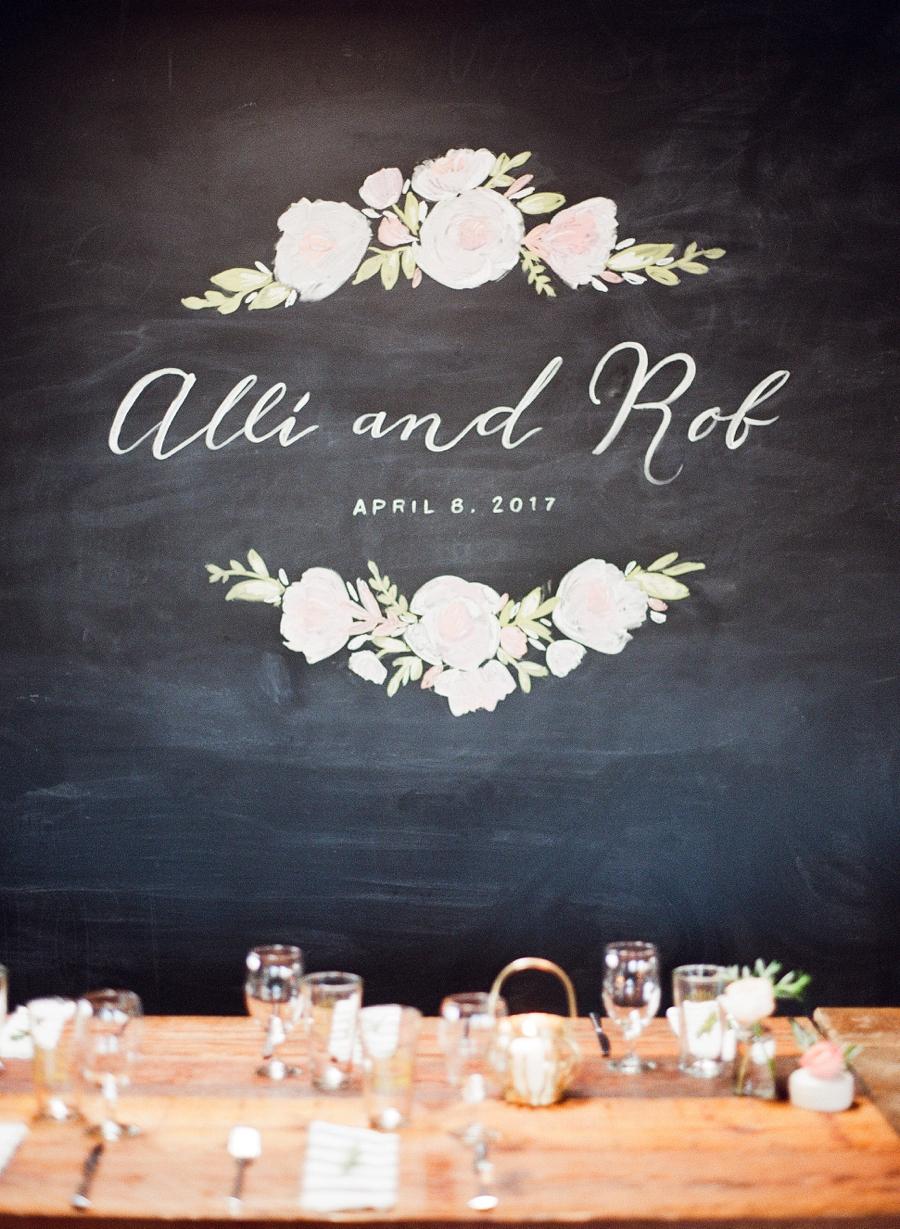 A Colorful Boho California Wedding via TheELD.com