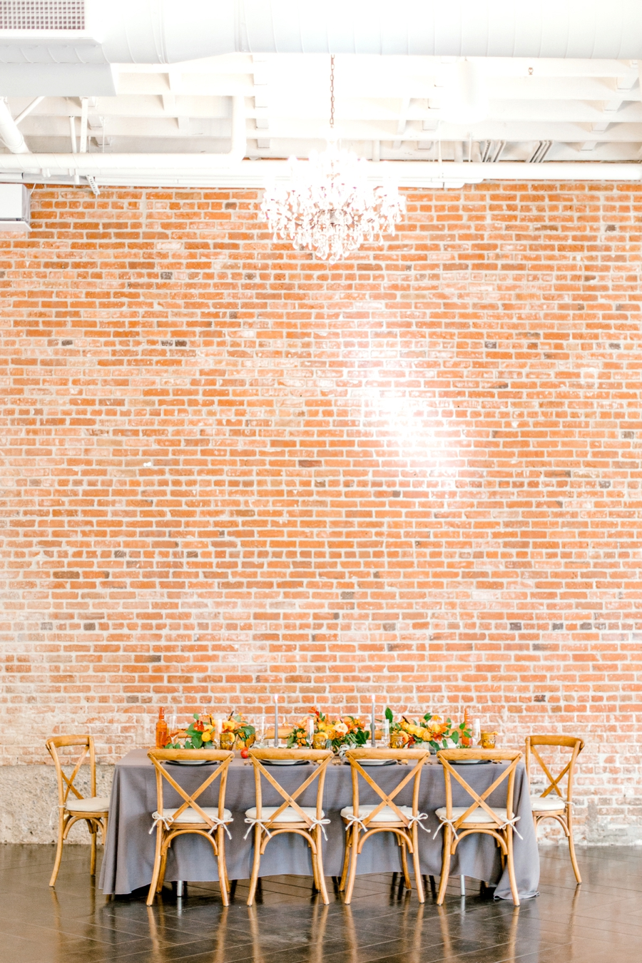 Elegant Earth Toned Wedding Ideas via TheELD.com
