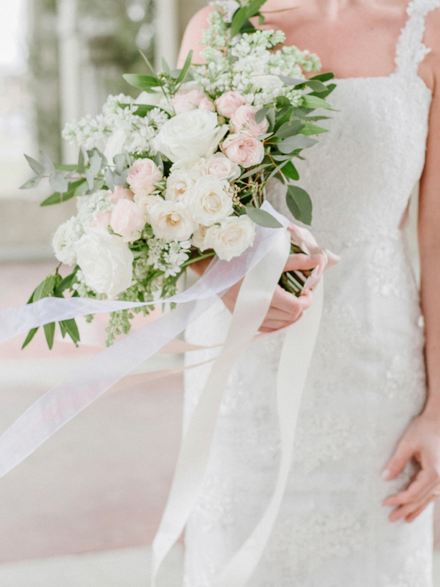 Romantic Blush Spring Inspired Wedding Ideas | Every Last Detail