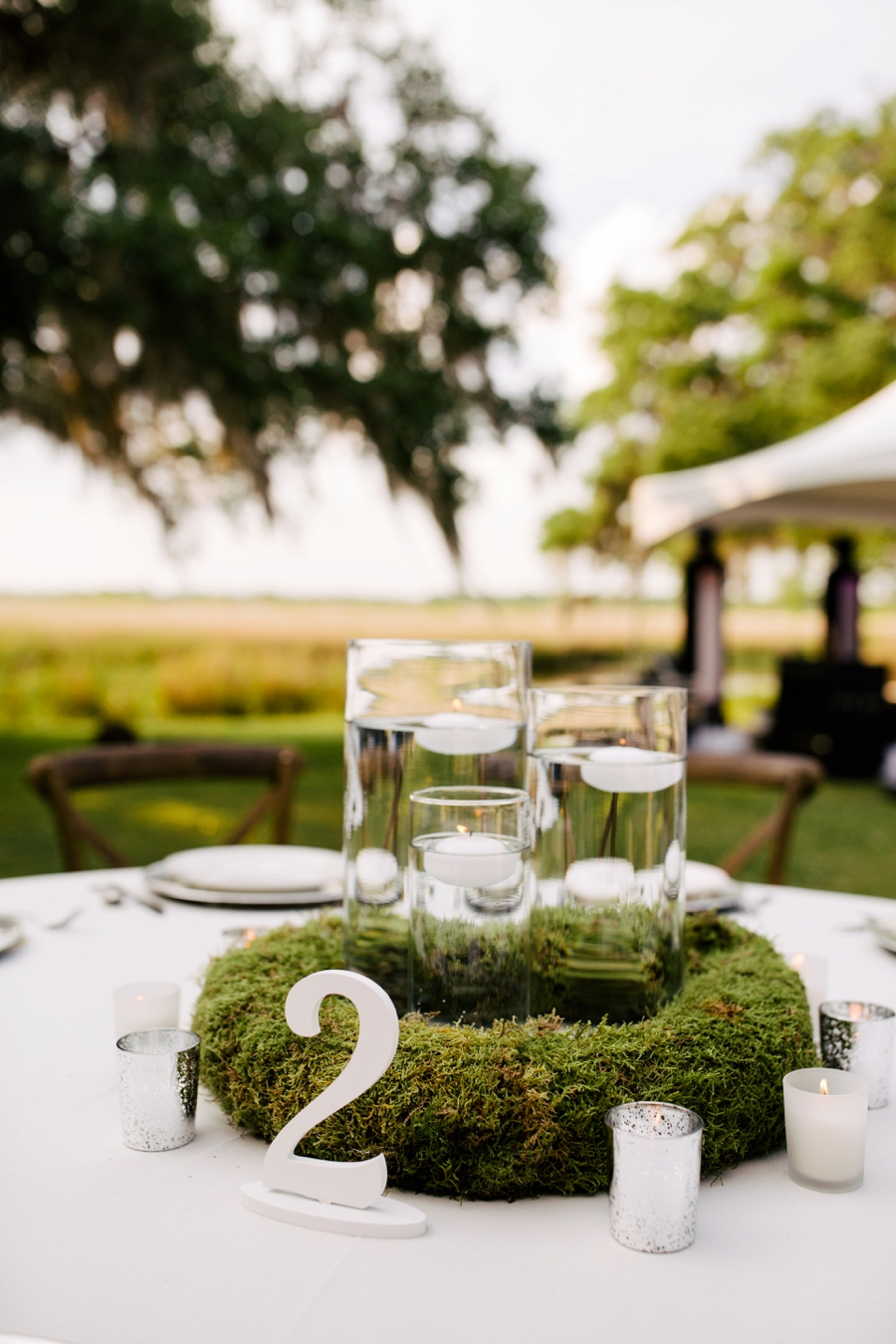 Whimsical & Romantic South Carolina Wedding via TheELD.com