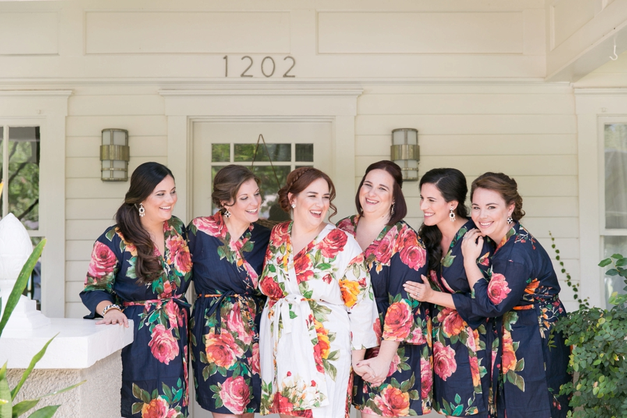 A Colorful & Chic Central Florida Wedding via TheELD.com