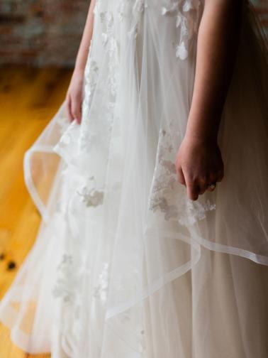 Vibrant & Industrial Wedding Inspiration via TheELD.com