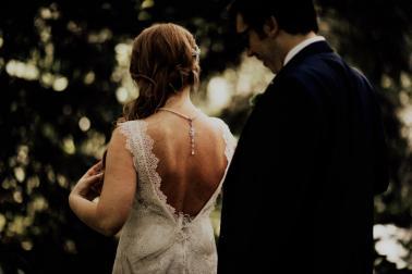 A Charming Boho Cleveland Wedding via TheELD.com