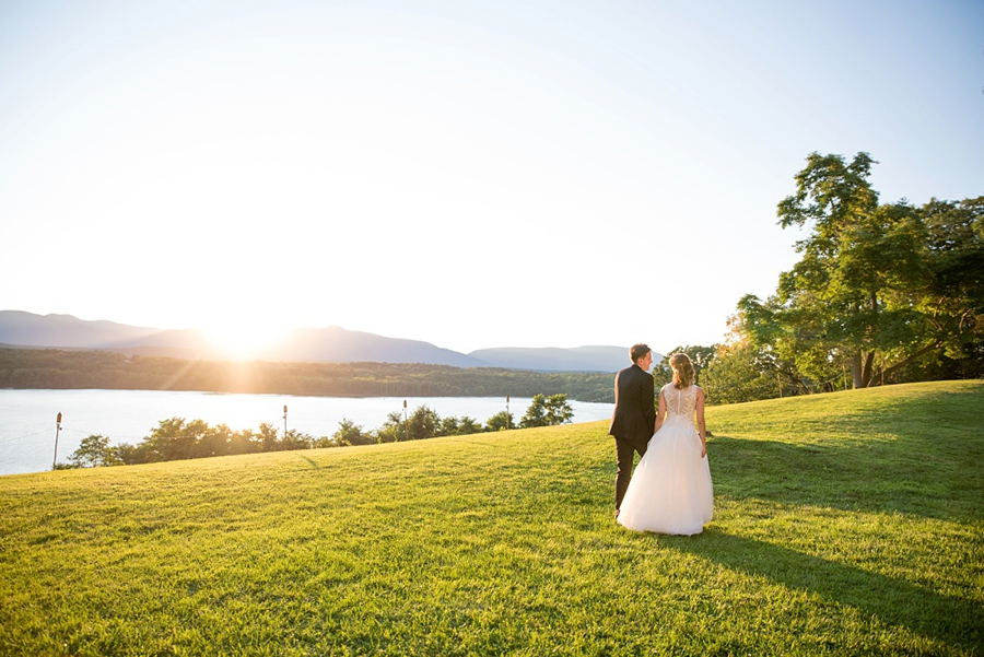 Colorful & Elegant Hudson Valley Wedding via TheELD.com