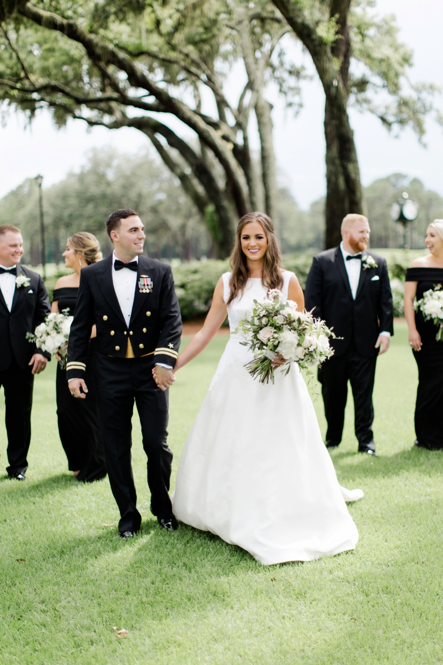 An Elegant Jacksonville Wedding via TheELD.com