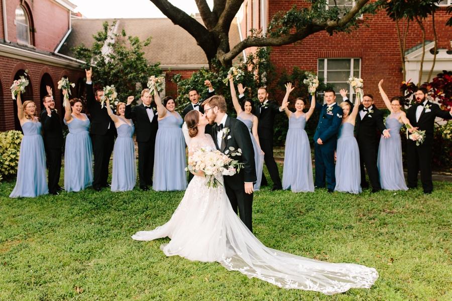 A Romantic Blush & Blue Tampa Wedding via TheELD.com A Romantic Blush & Blue Tampa Wedding - A Romantic Blush Blue Tampa Wedding 0017 - A Romantic Blush & Blue Tampa Wedding