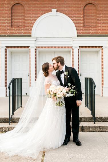 A Romantic Blush & Blue Tampa Wedding via TheELD.com A Romantic Blush & Blue Tampa Wedding - A Romantic Blush Blue Tampa Wedding 0019 378x567 - A Romantic Blush & Blue Tampa Wedding