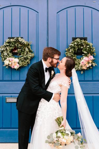 A Romantic Blush & Blue Tampa Wedding via TheELD.com A Romantic Blush & Blue Tampa Wedding - A Romantic Blush Blue Tampa Wedding 0023 378x567 - A Romantic Blush & Blue Tampa Wedding