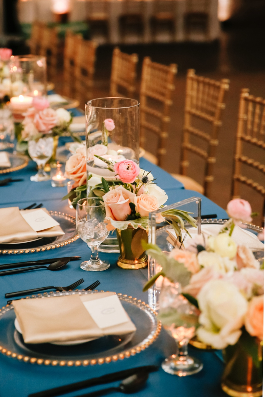 A Romantic Blush & Blue Tampa Wedding via TheELD.com A Romantic Blush & Blue Tampa Wedding - A Romantic Blush Blue Tampa Wedding 0035 - A Romantic Blush & Blue Tampa Wedding