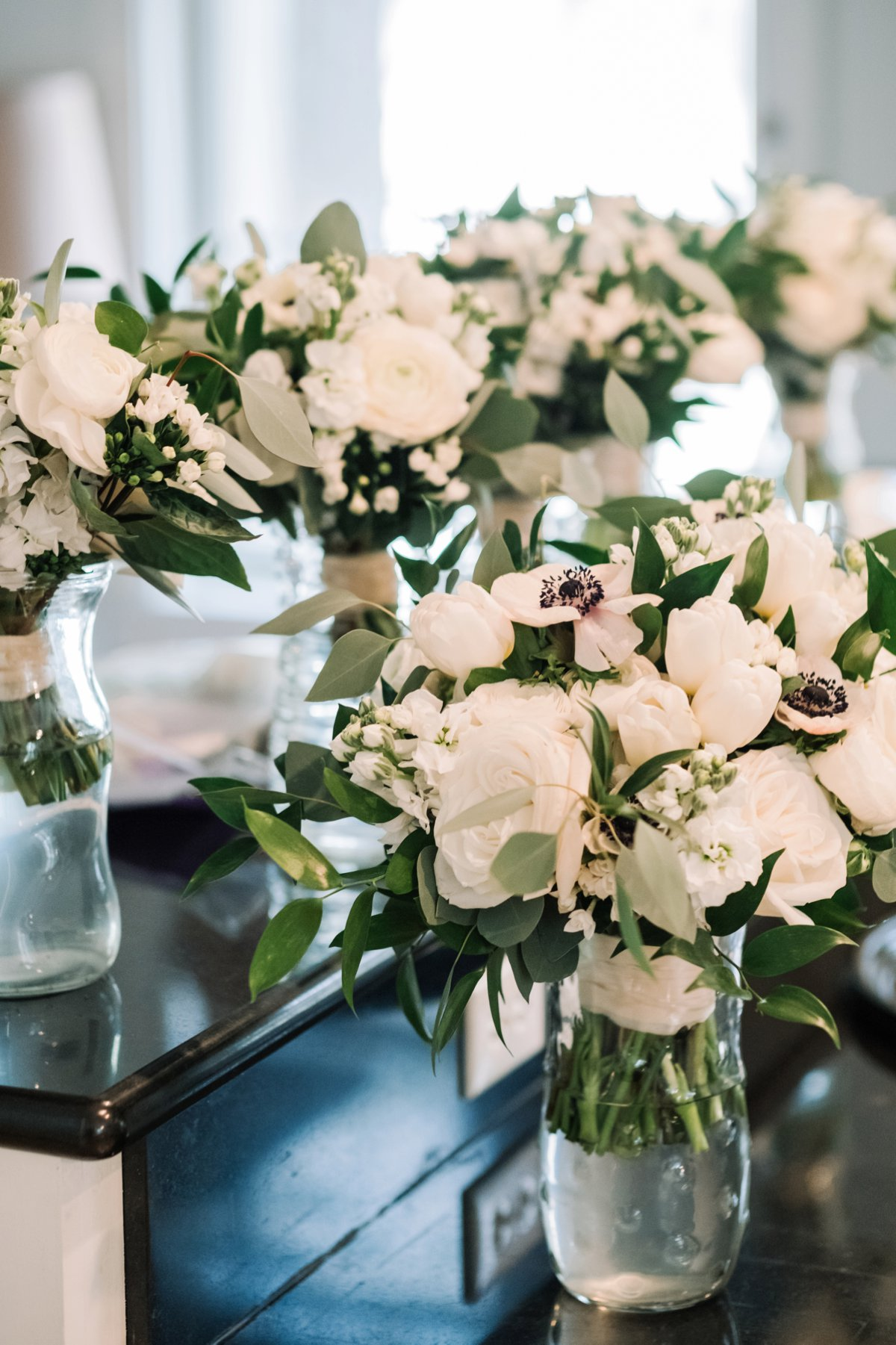 An Elegant Seaside Wedding via TheELD.com