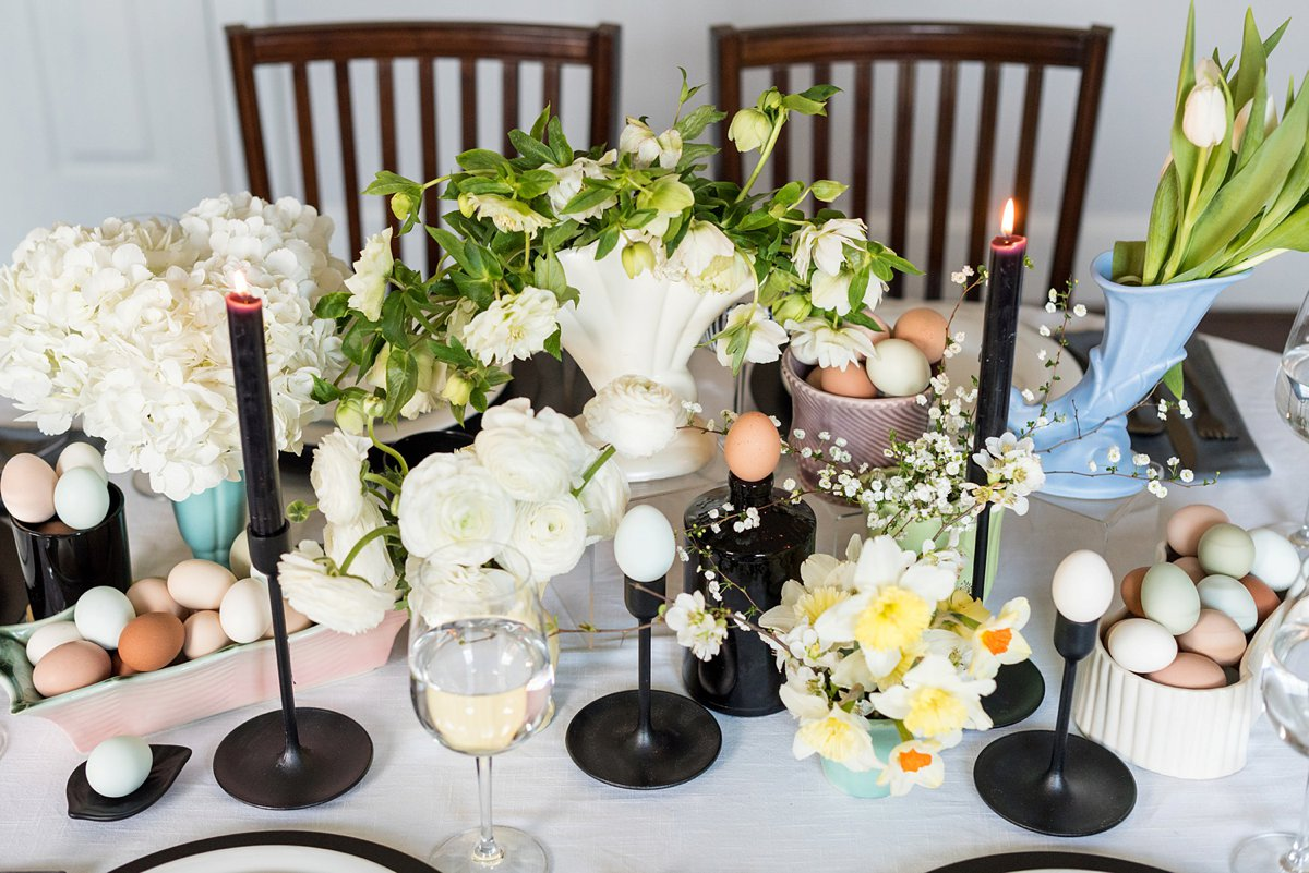 Pastel Spring Inspired Wedding Ideas via TheELD.com