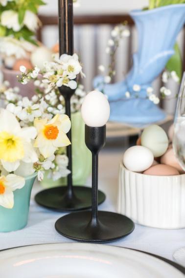 Pastel Spring Inspired Wedding Ideas via TheELD.com