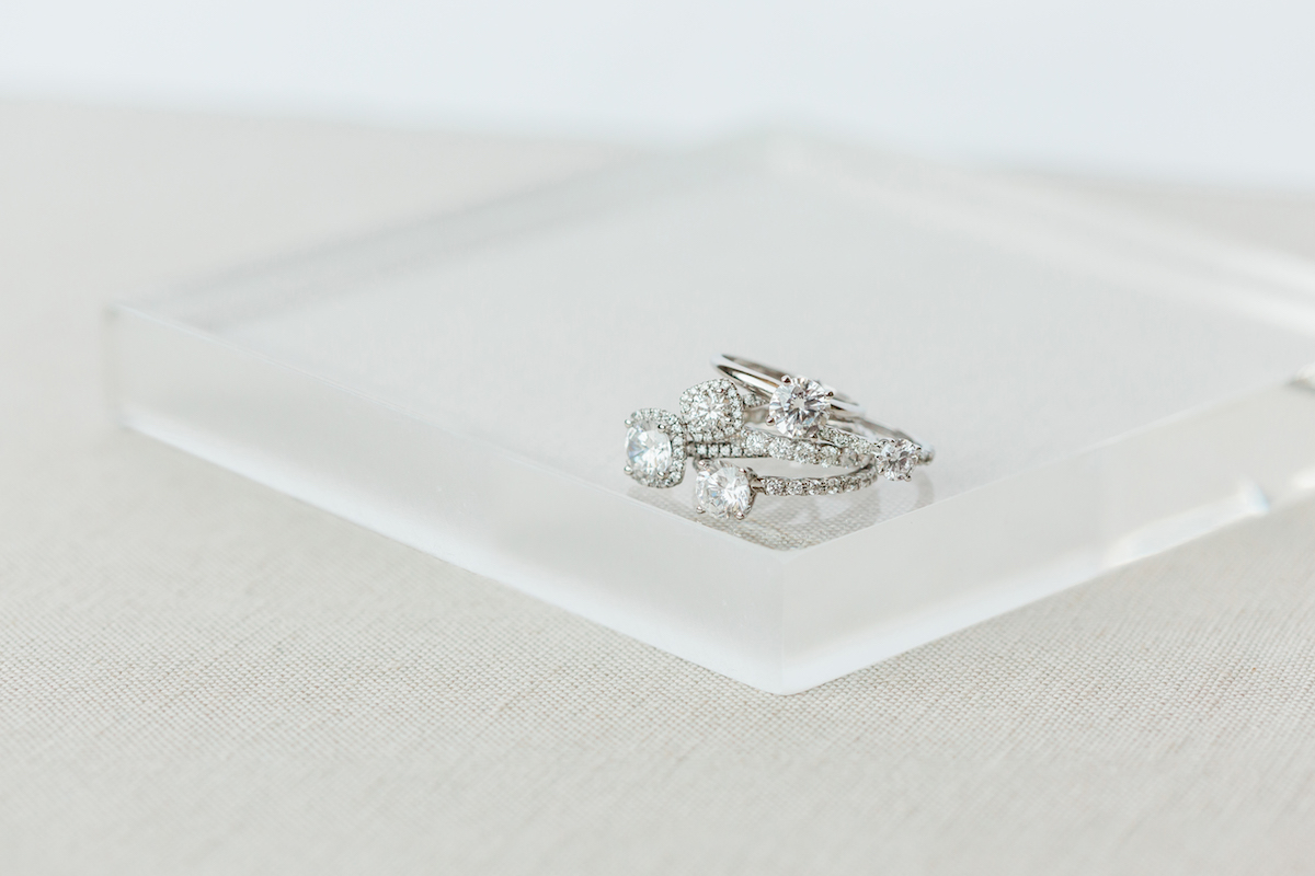 4 Lab Grown Diamond Jewelry Gift Ideas via TheELD.com
