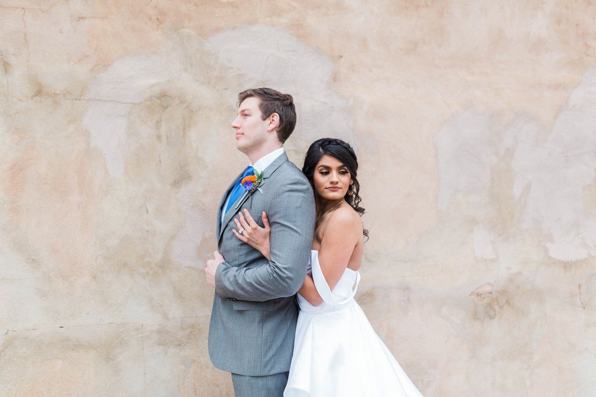 Vibrant Whimsical Wedding Inspiration via TheELD.com
