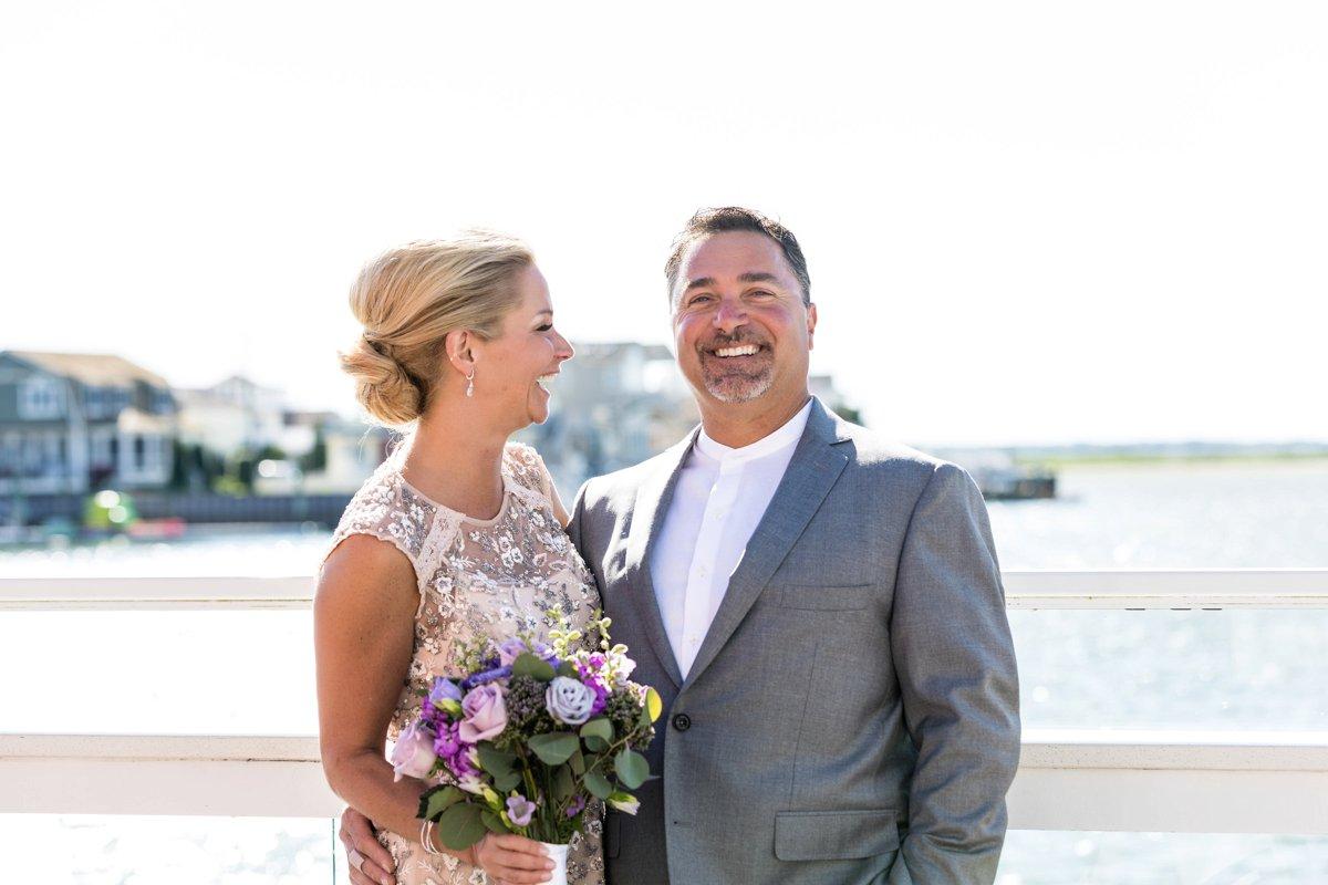 Chic Purple New Jersey Wedding via TheELD.com
