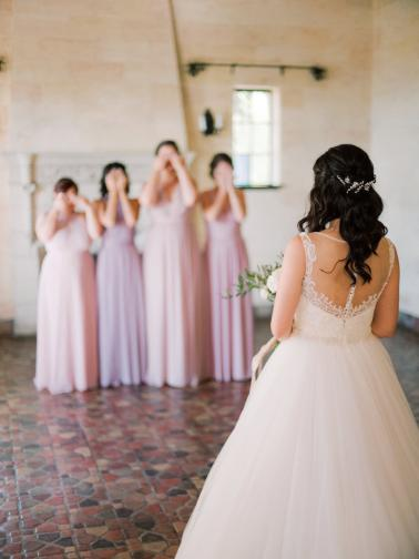 Blush Waterside Sarasota Wedding via TheELD.com