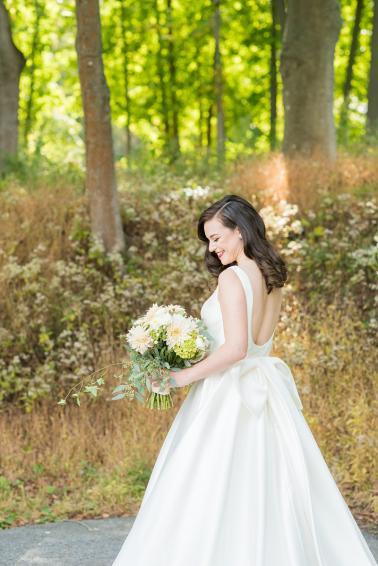 An Autumn Inspired New York Wedding via TheELD.com