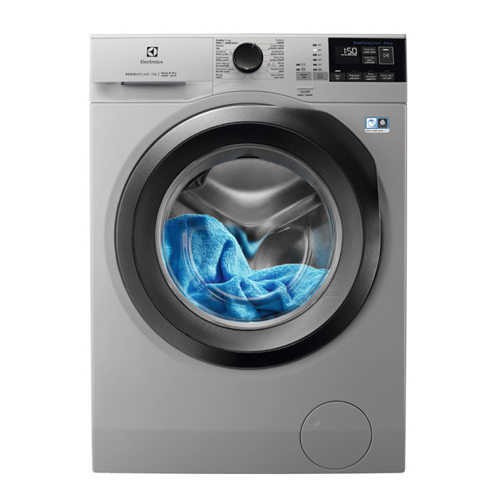 Front Load Washer Dryer Ew7w4742hs English Electrolux