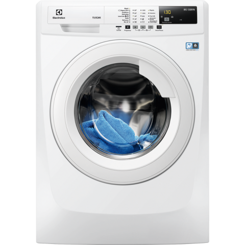 Front Loader Washing Machine EWF1274BMW - Electrolux English