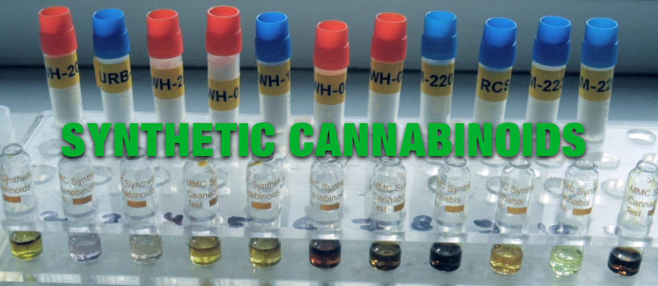 Synthetic cannabinoids / synthetic THC
