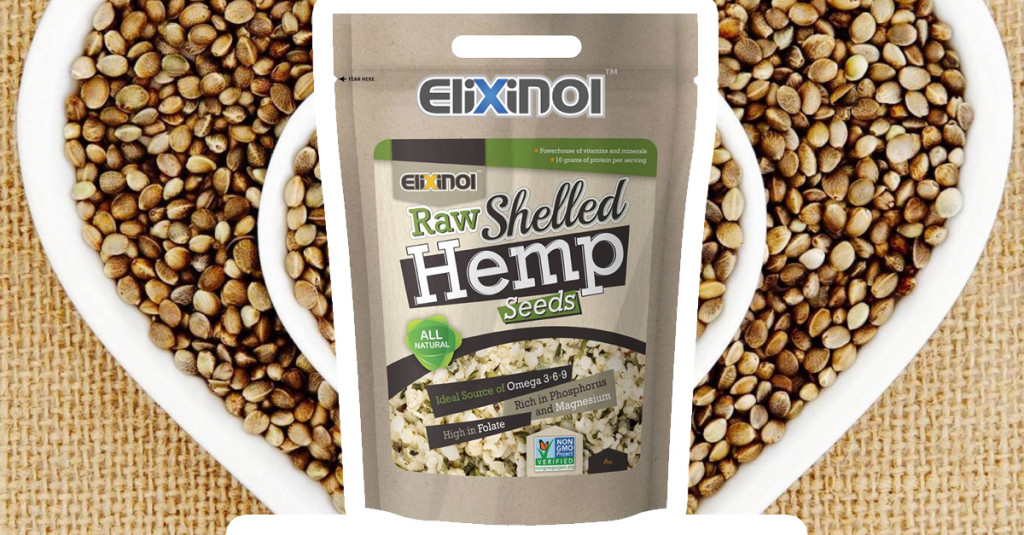 shelled hemp seeds 8oz pack