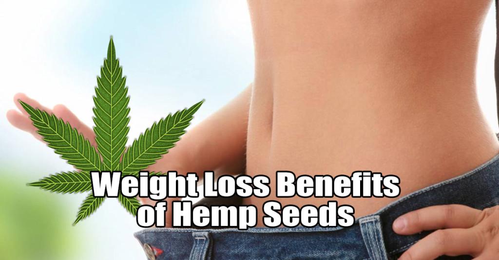 hemp seeds weight loss