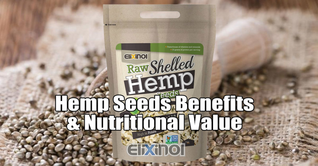 Hemp Seed Benefits
