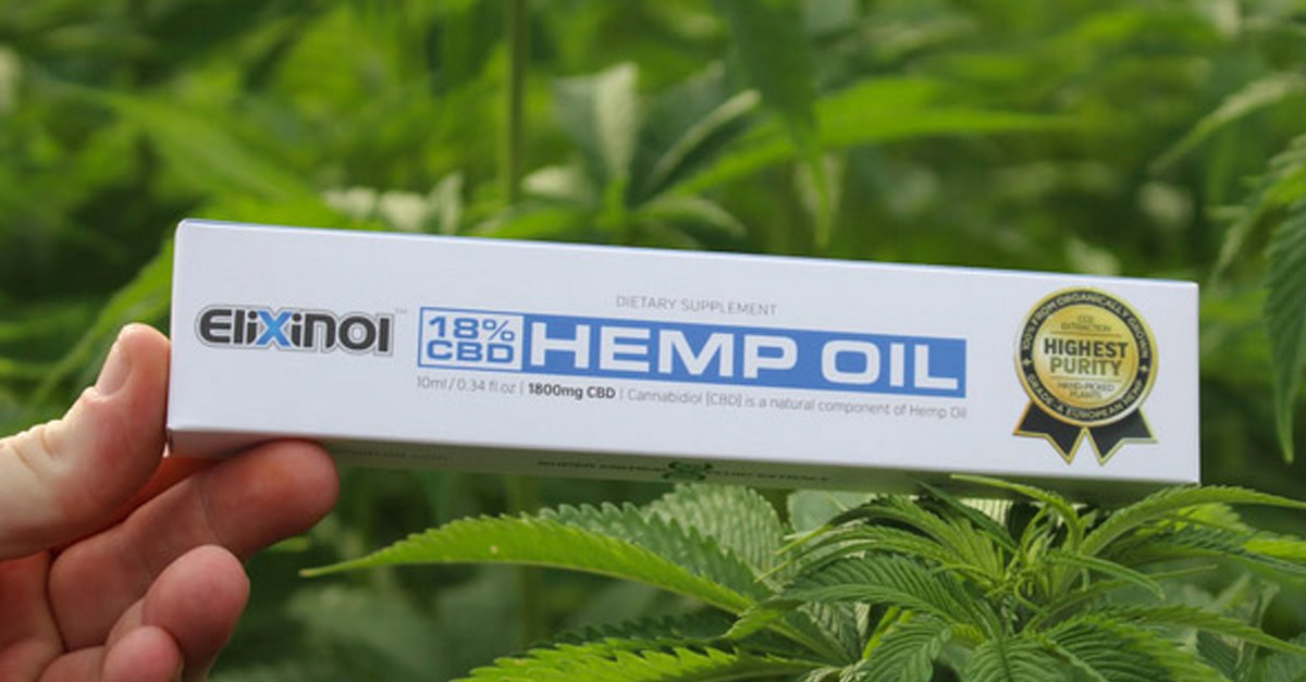 If Elixinol Is 18% CBD Oil, What Is the Other 82%?