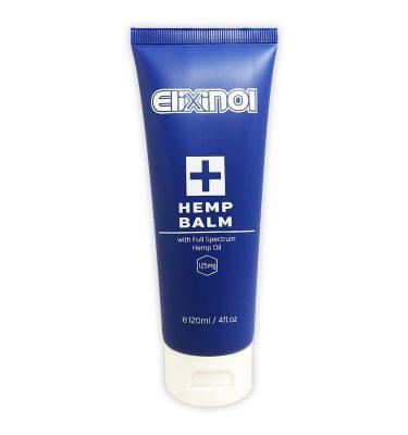 CBD hemp balm lotion