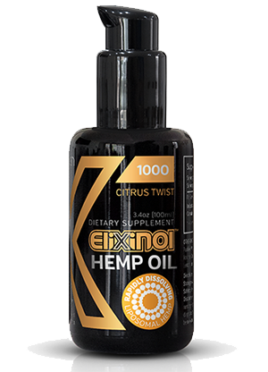 hemp oil CBD liposomes