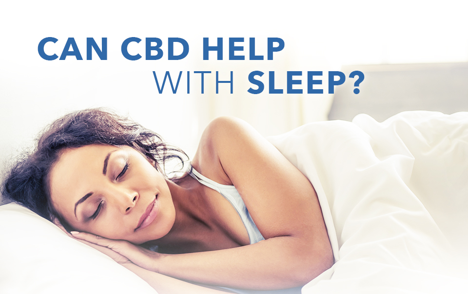 Can CBD Help With Sleep