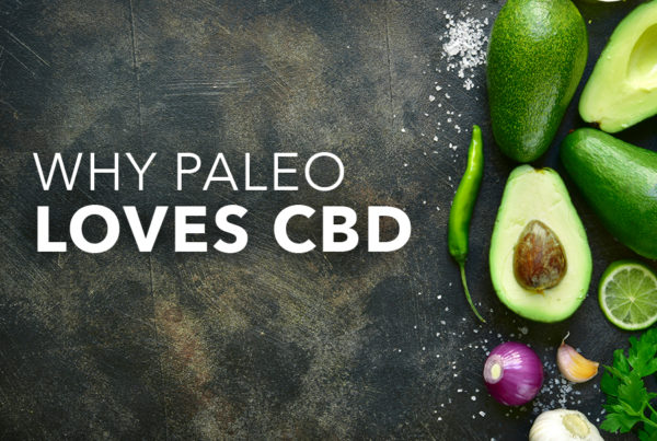 Why Paleo Loves CBD