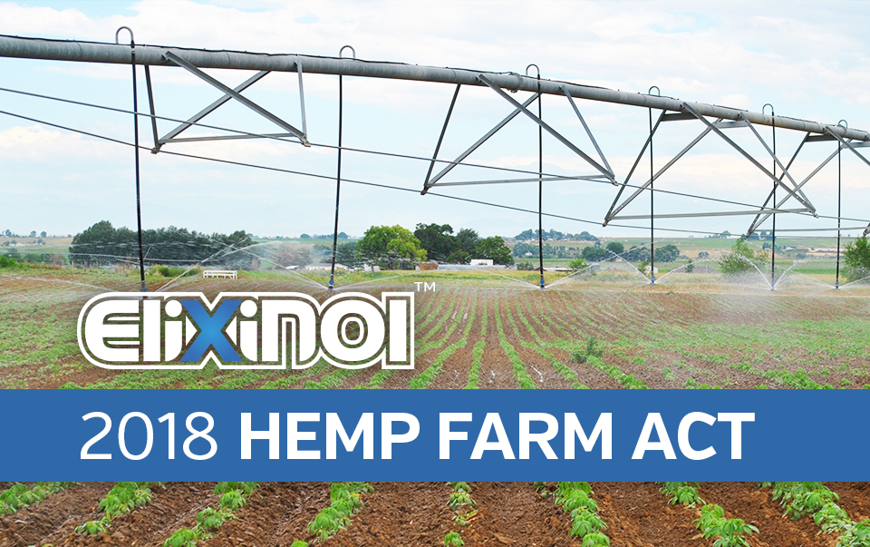 Hemp Farm Act 2018
