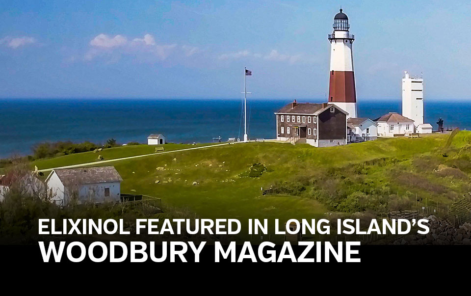 Elixinol Featured in Long Island's Woodbury Magazine