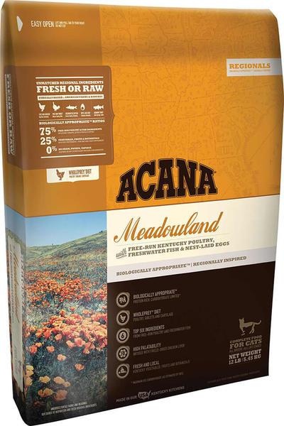 Meadowland Acana gato 5,45Kg