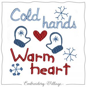 1038-cold-hands-warm-heart-embroidery-village